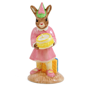 Birthday Girl DB290 - Royal Doulton Bunnykins