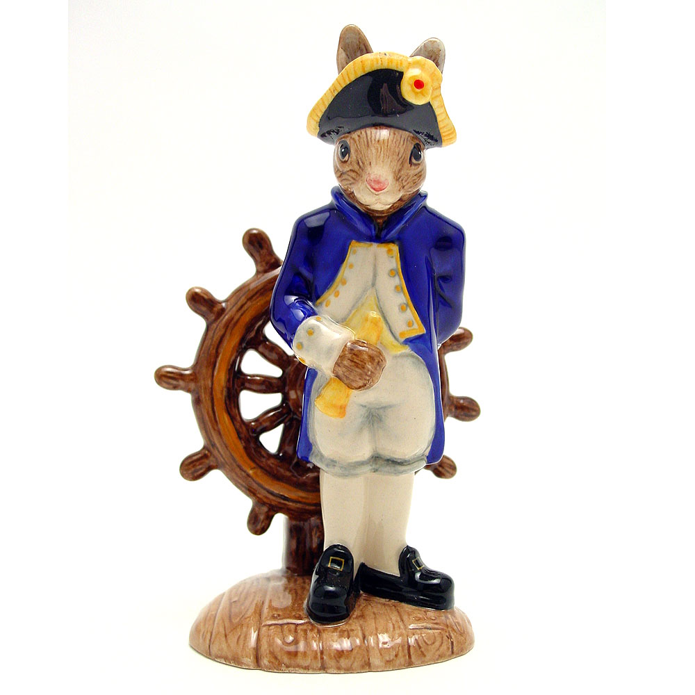 Boatswain Bunnykins DB323 - Royal Doulton Bunnykins