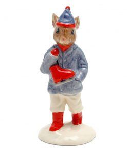 Boy Skater DB187 - Royal Doulton Bunnykins