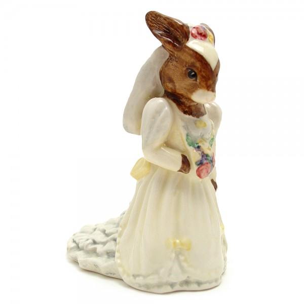 Bride DB101 - Royal Doulton Bunnykins