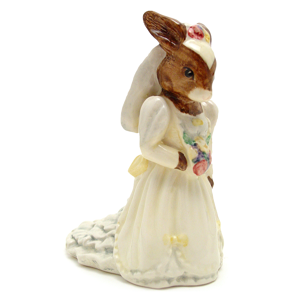 Bride DB101 - Royal Doulton Bunnykins