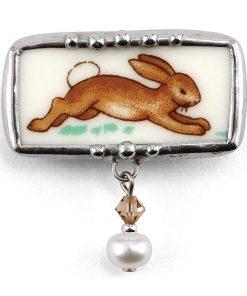 Lapel Pin - Royal Doulton Bunnykins
