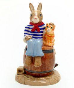 Cabin Boy Bunnykins DB324 - Royal Doulton Bunnykins
