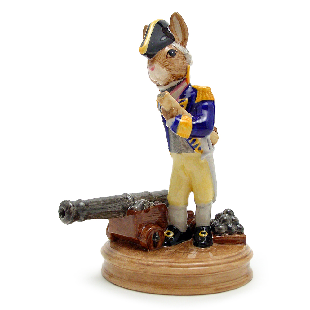 Captain Bunnykins DB319 - Royal Doulton Bunnykins