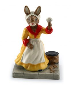 Captain's Wife Bunnykins DB320 - Royal Doulton Bunnykins