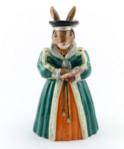 Catherine Parr DB311 - Royal Doulton Bunnykins
