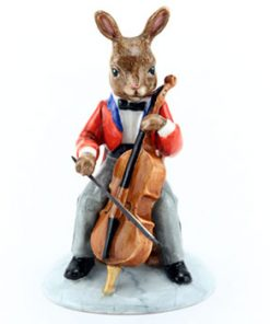 Cellist DB393 - Royal Doulton Bunnykins