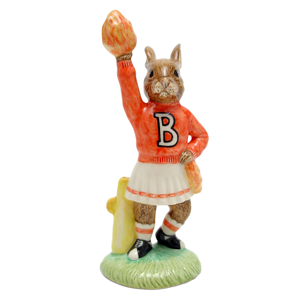 Cheerleader DB142 - Royal Doulton Bunnykins
