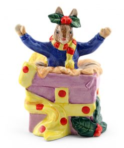 Christmas Surprise DB420 - Royal Doulton Bunnykins