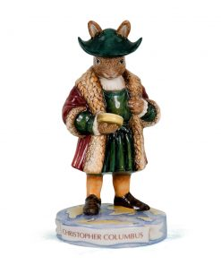Christopher Columbus DB417 - Royal Doulton Bunnykins
