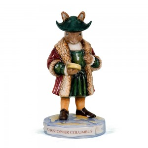 Christopher Columbus DB417 - Royal Doulton Bunnykins