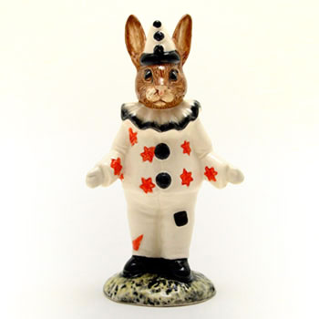 Clown DB129 - Royal Doulton Bunnykins