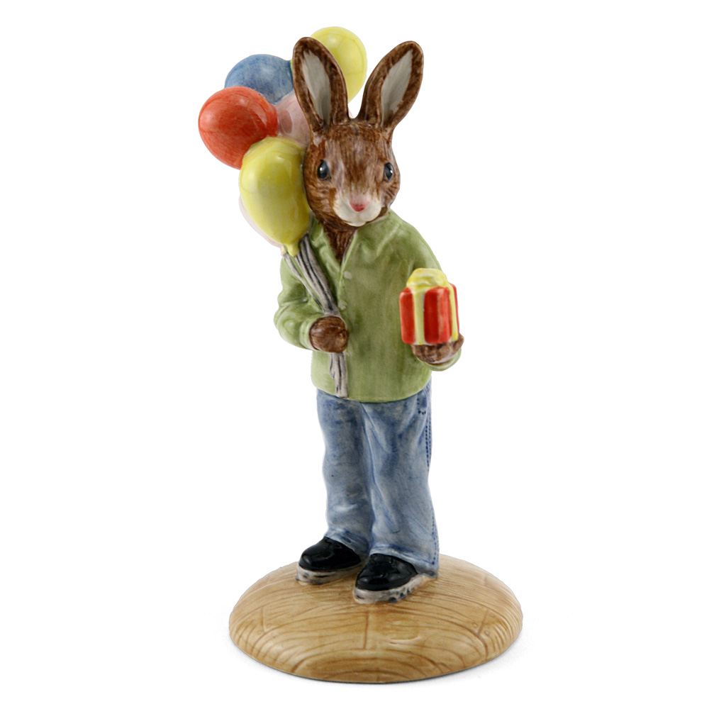 Congratulations DB291 - Royal Doulton Bunnykins