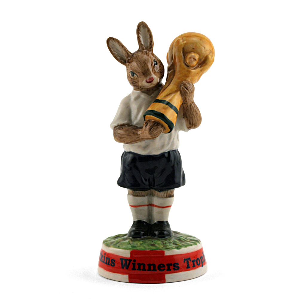 Cup Winner's Trophy 2006 DB409 - Royal Doulton Bunnykins