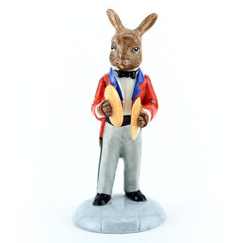 Cymbal Player DB394 - Royal Doulton Bunnykins