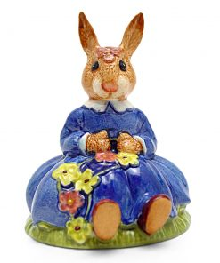Daisie Spring Time DB7 - Royal Doulton Bunnykins