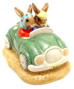 Day Trip DB260 - Royal Doulton Bunnykins