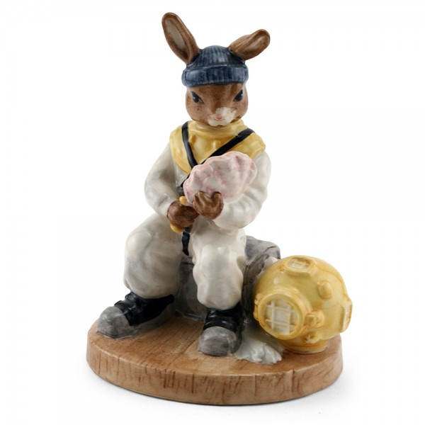 Deep Sea Diver DB273 - Royal Doulton Bunnykins
