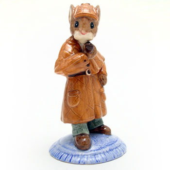 Detective DB193 - Royal Doulton Bunnykins