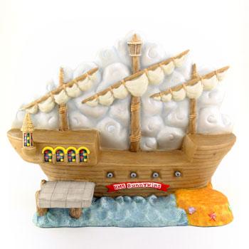 Display Base (Shipmates Collection) - Royal Doulton Bunnykins