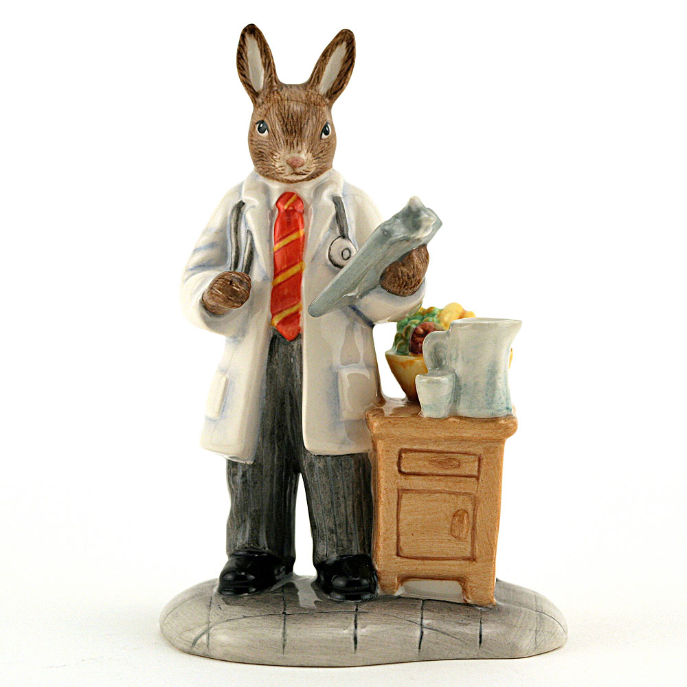 Doctor DB381 - Royal Doulton Bunnykins