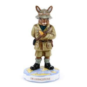 Doctor Livingstone DB419 - Royal Doulton Bunnykins