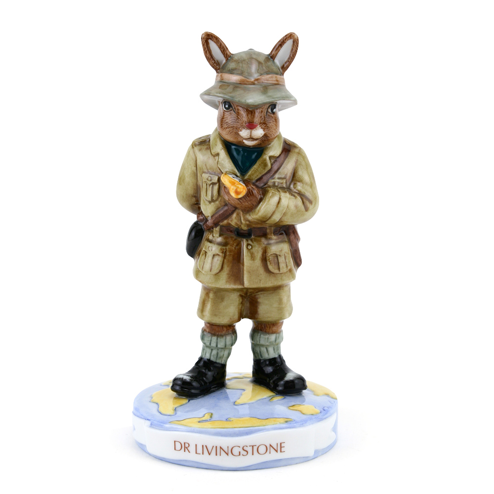 Doctor Livingstone DB419 - Royal Doulton Bunnykins