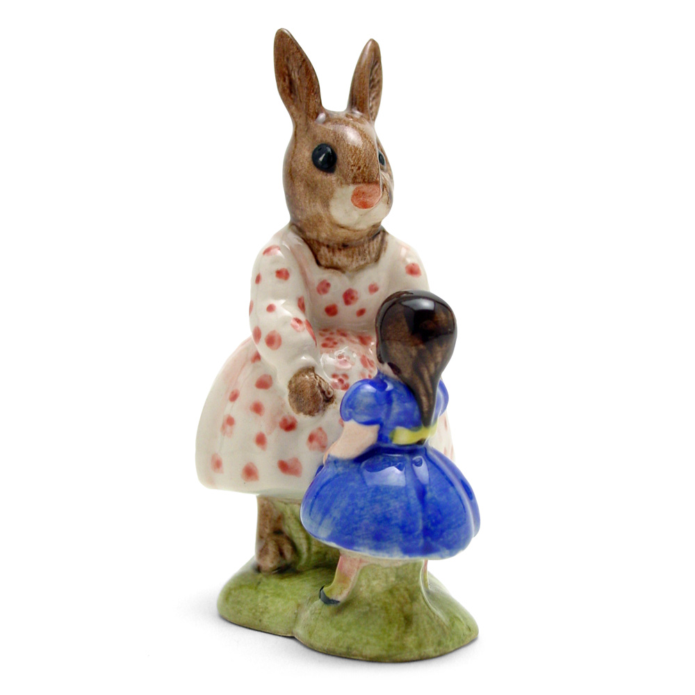 Dollie Playtime Bunnykins DB8 - Royal Doulton Bunnykins