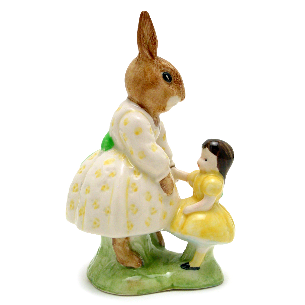 Dollie Playtime Bunnykins DB80 - Royal Doulton Bunnykins