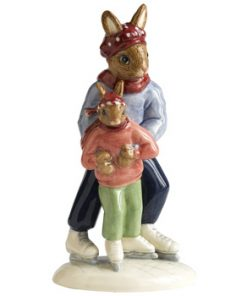 Dont Let Go DB447 - Royal Doulton Bunnykins