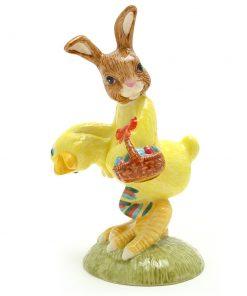 Easter Parade Bunnykin DB292 - Royal Doulton Bunnykins