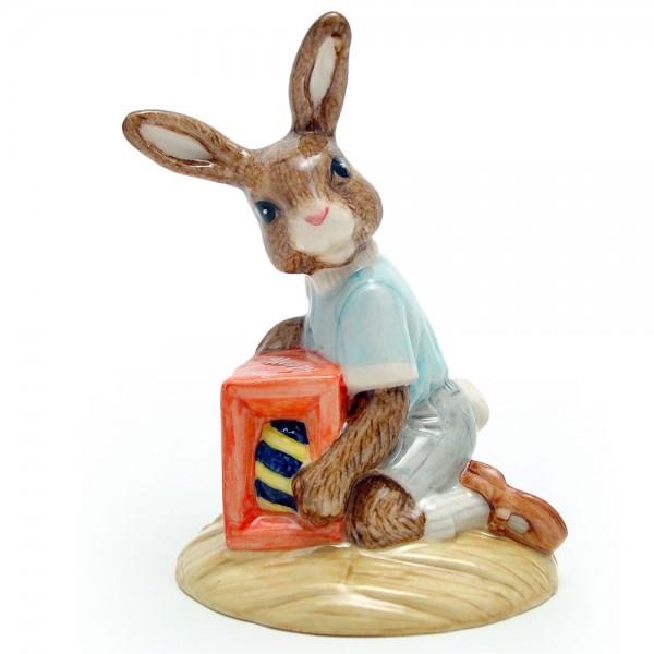 Easter Treat DB289 - Royal Doulton Bunnykins
