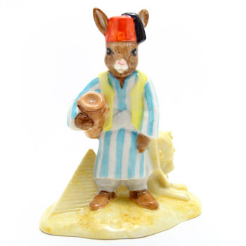 Egyptian DB314 - Royal Doulton Bunnykins