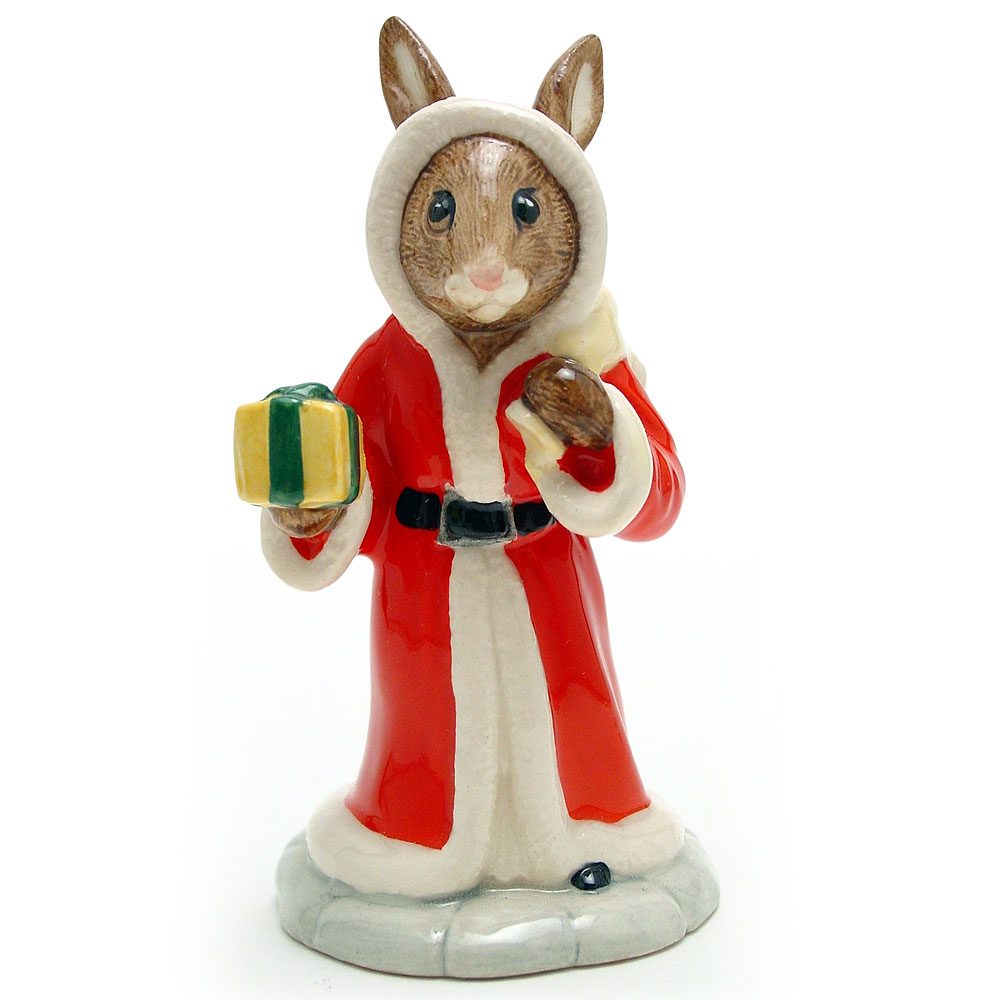 Father Christmas DB237 - Royal Doulton Bunnykins
