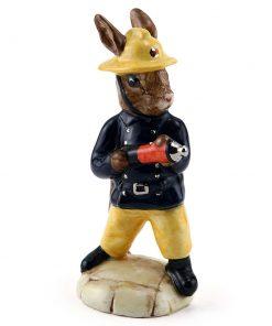 Fireman DB75 - Royal Doulton Bunnykins