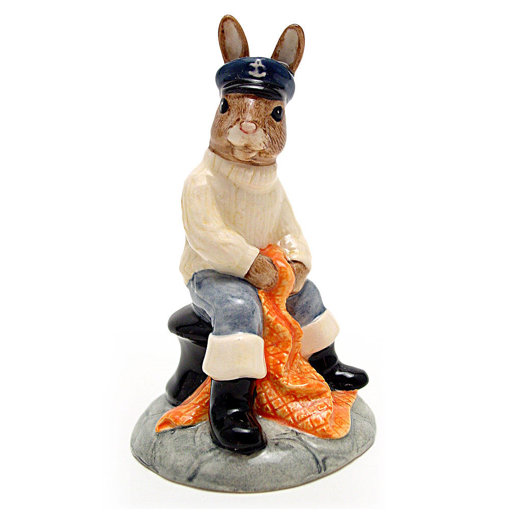 Fisherman DB170 - Royal Doulton Bunnykins