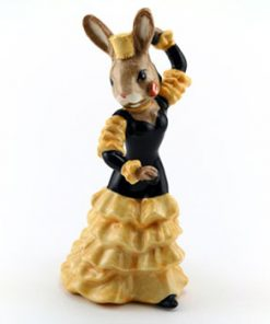 Flamenco DB256 - Royal Doulton Bunnykins