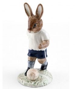Footballer DB121 - Royal Doulton Bunnykins