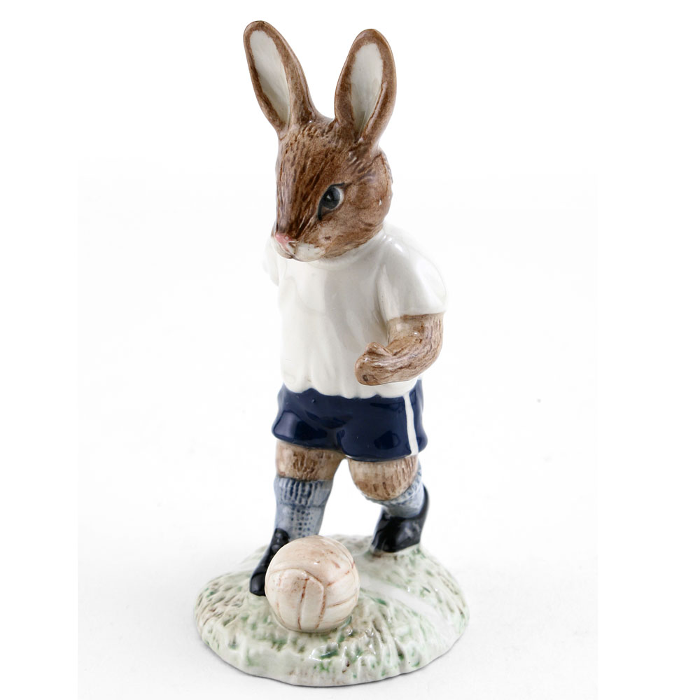 Footballer DB121 - Royal Doulton Bunnykins