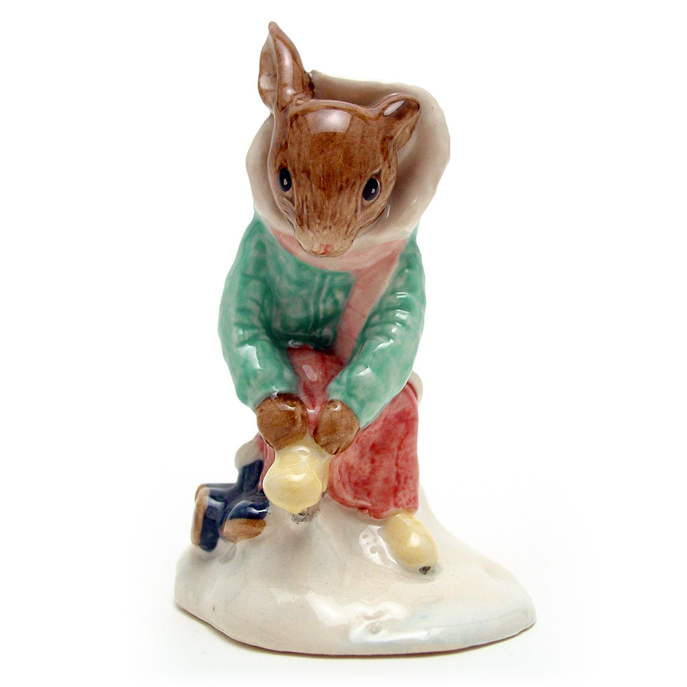 Girl Skater DB153 - Royal Doulton Bunnykins