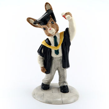 Graduation Day DB286 - Royal Doulton Bunnykins