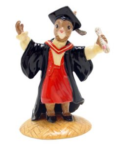 Graduation Time DB329 - Royal Doulton Bunnykins