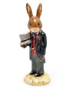 Groom DB102 - Royal Doulton Bunnykins