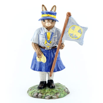 Guide Leader DB433 - Royal Doulton Bunnykins