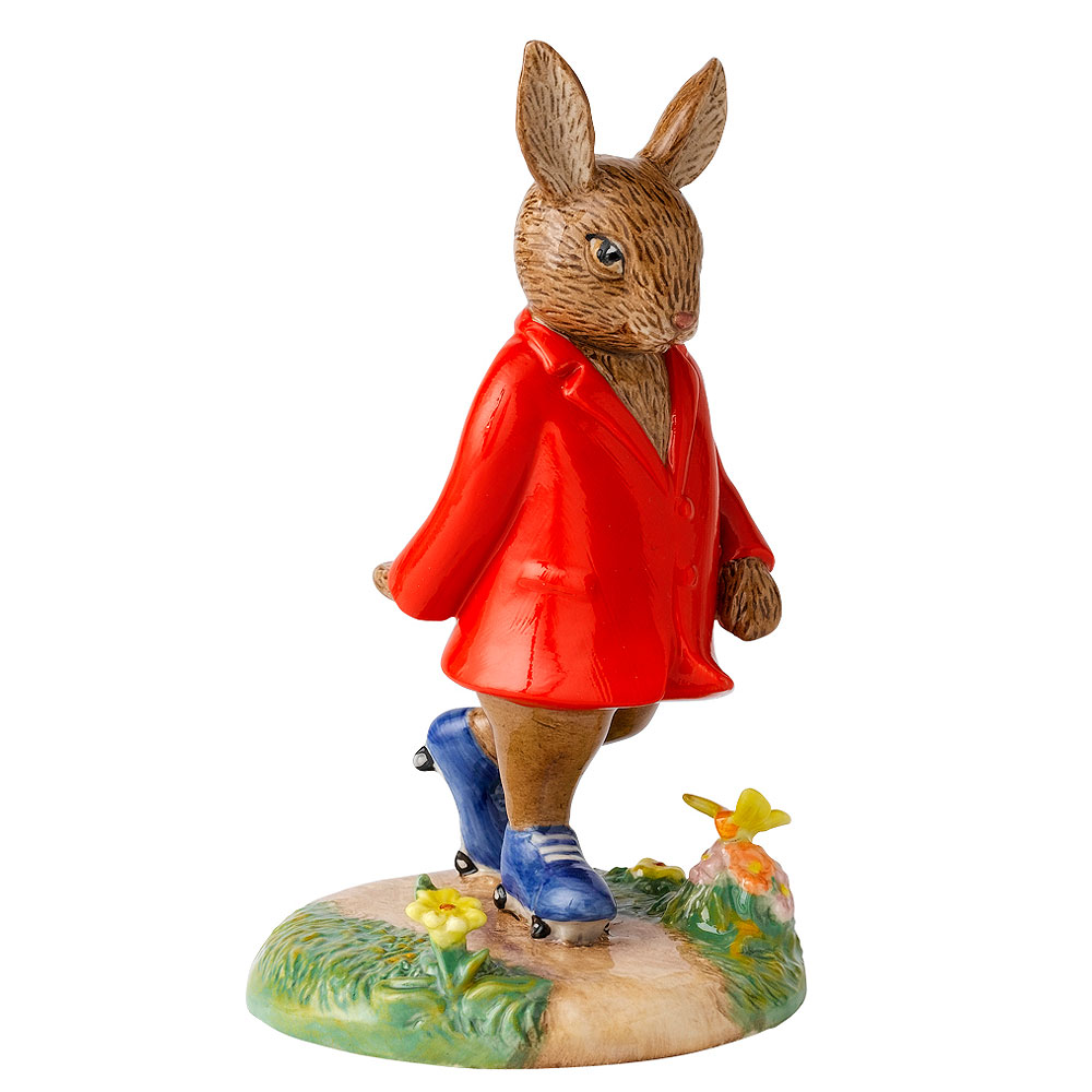 Harry Bunnykins DB487 - Royal Doulton Bunnykins