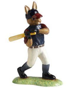 Home Run Hero DB446 - Royal Doulton Bunnykins