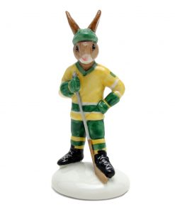 Ice Hockey DB282 - Royal Doulton Bunnykins