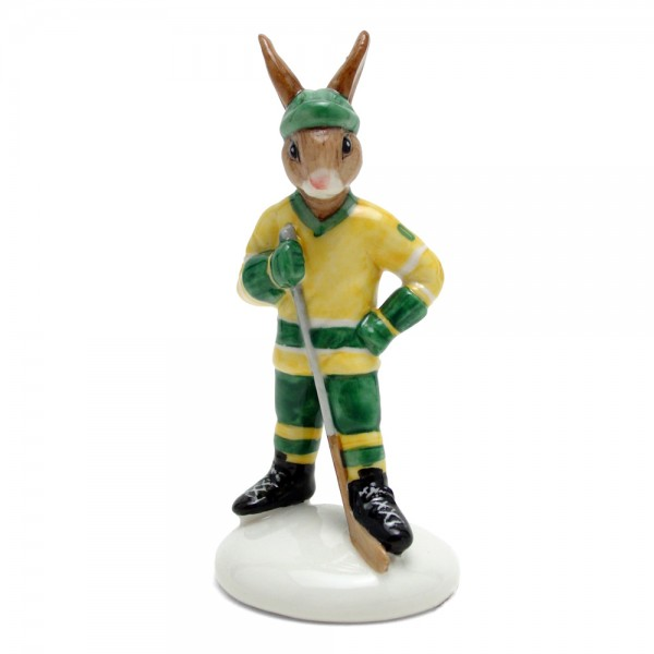 Ice Hockey DB282 - Royal Doulton Bunnykins