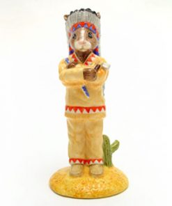 Indian DB202 - Royal Doulton Bunnykins