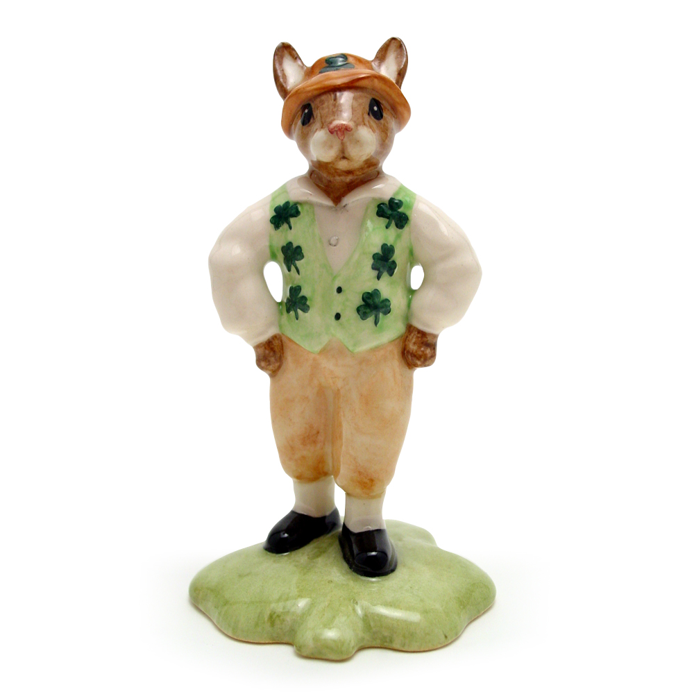 Irishman DB178 - Royal Doulton Bunnykins